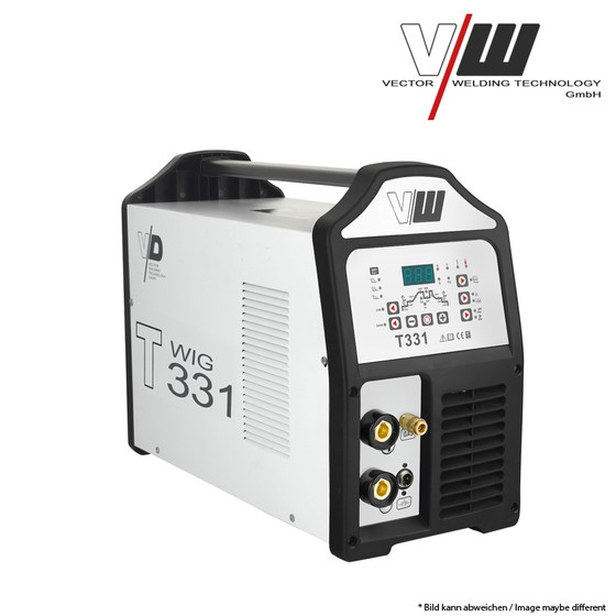 VECTOR Digital Welding machine DC TIG T331 Puls Inverter TIG ARC MMA STICK Electrode