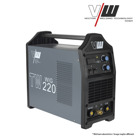 Vector Welding machine DC TIG TW220 Inverter TIG ARC MMA STICK Electrode