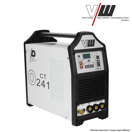 Vector Digital Welding Machine DC TIG O241 Puls With plasma Inverter TIG MMA Electrode